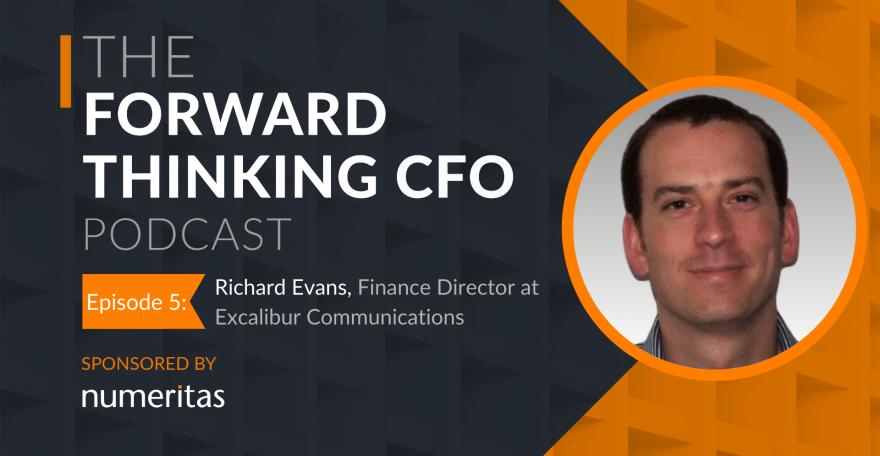 Numeritas - Forward Thinking CFO Episode 5 - Graphic