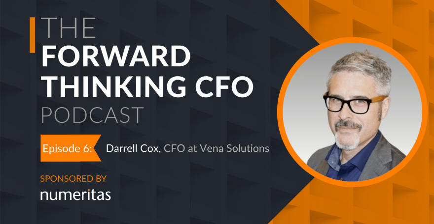 Numeritas - Forward Thinking CFO Episode 6 - Graphic