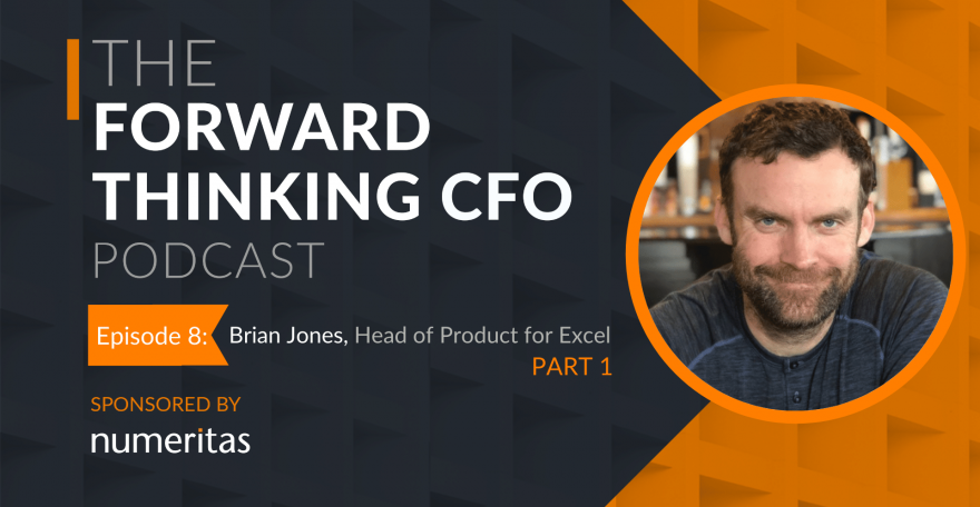 Numeritas - Forward Thinking CFO Episode 8 - Graphic PART1