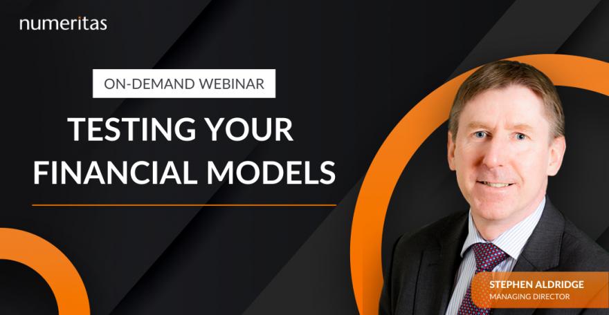 Numeritas - Webinar Graphics - Testing Your Financial Models